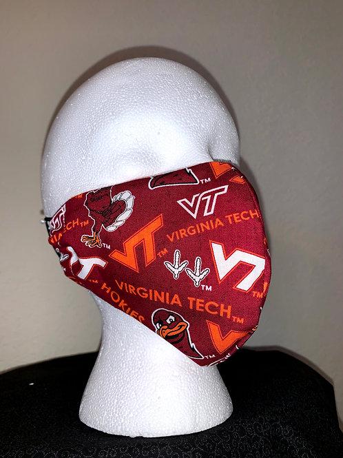 Virginia Tech Face Mask