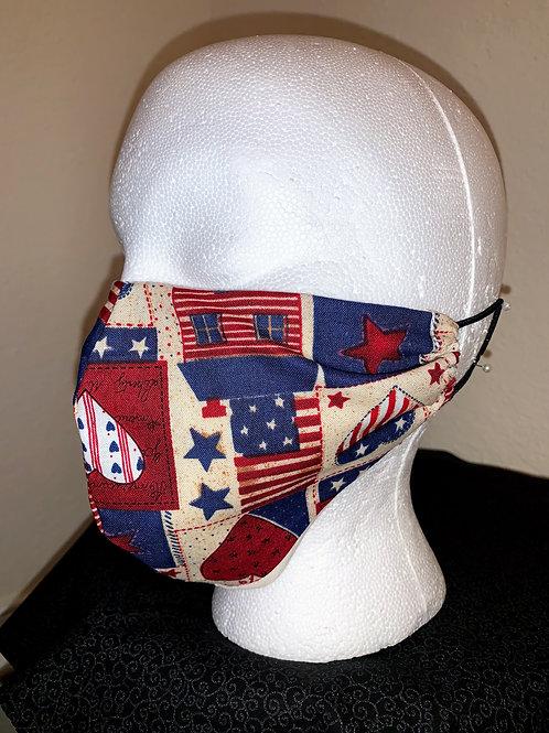 Americana Face Mask