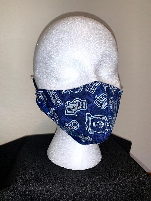 Old Dominion University Face Mask