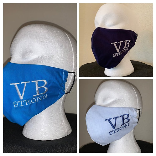 VB Strong Face Mask