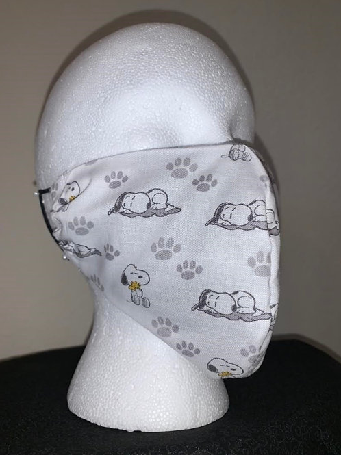 Snoopy Face Mask