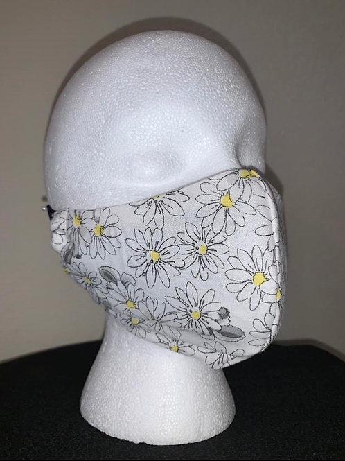 Daisy's Face Mask