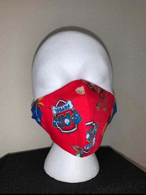 Paw Patrol Face Mask