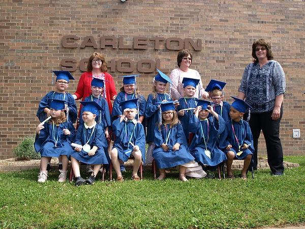 Graduation 2019 Preschool Room 5  Emmery