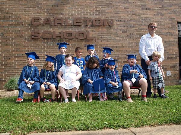 Graduation 2019 Preschool Room 6,  Dakot