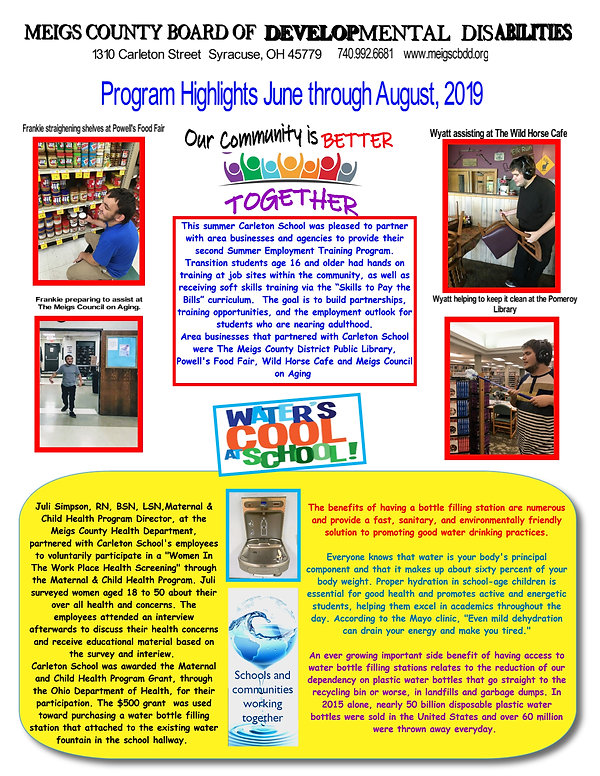 newsletter 2019 flyer for print take 2-p
