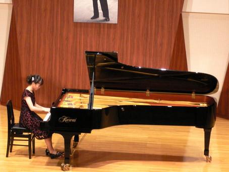 スズキ・メソード第43回ピアノ科卒業記念演奏会 アルプス支部
