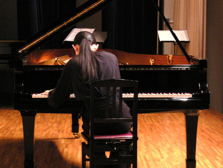 スズキ・メソード増澤ヴァイオリン&ピアノクラス 第16回ジョイントコンサート
