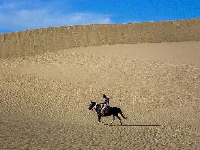 Uruguay  sands, gaucho, horse riding vac