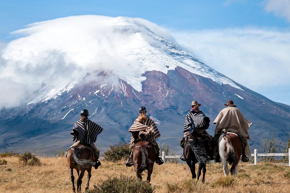 Ecuador and Cotopaxi