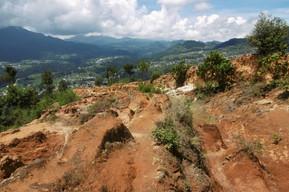 Nahuala surroundings