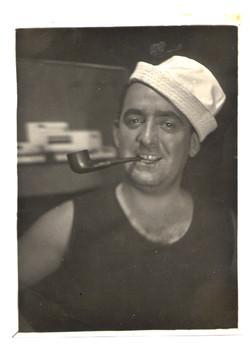 18 Lazar 1930s.  worker club