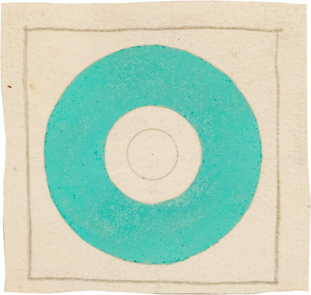 Suprematist Concentric Circle
