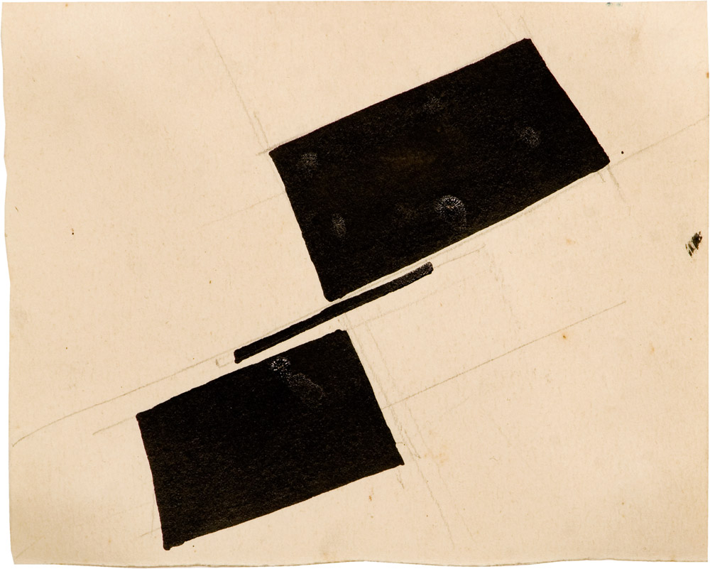LKhidekel_BlackSuprematismMotion1920