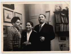 spb apartment  Lazar Roza  Mark 1950's