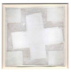 White on White Cross