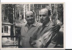 Lazar and Mikh.Kleinerman