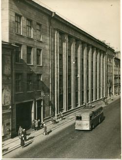 School on Gorokhovaya Street 1939-1940