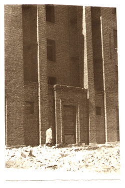 lazar construction late 1940s