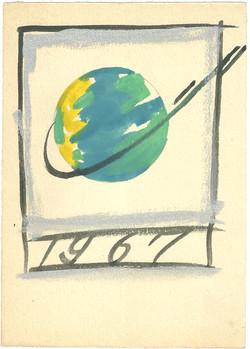 1967_Design forWorldExhibition