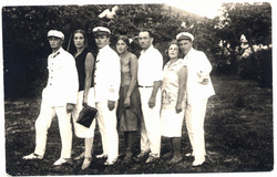 13 Eupatoria group of 7 1930s