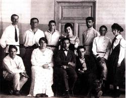 UNOVIS Group Malevich, Ermolaeva, Chashnik, Khidekel