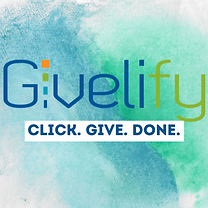 Givelify is the software platform used by the church to accept donations.