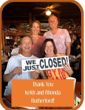 Keith and Rhonda Rutherford