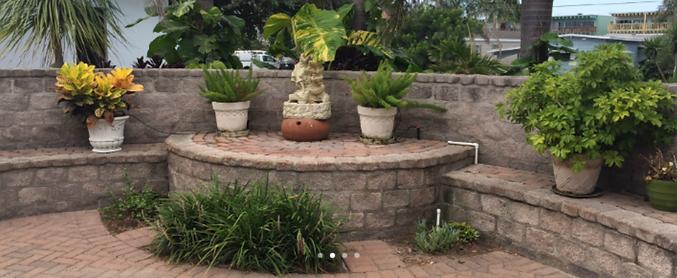 St. Andrews Episcopal Port Isabel, TX Memorial Garden