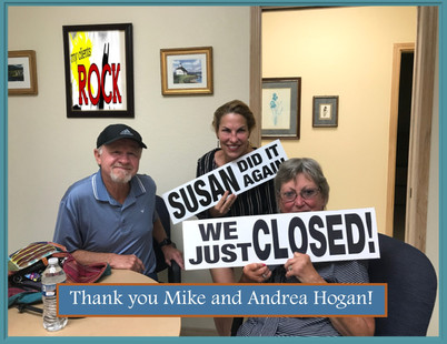 Mike and Andrea Hogan