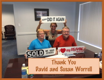 David and Susan Worrell