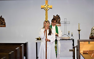 St. Andrews Episcopal Port Isabel Lay Eucharistic Minister