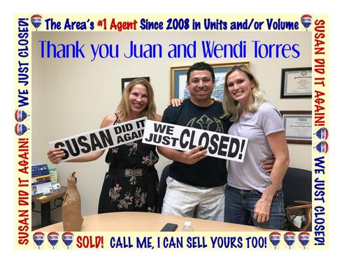 Juan and Wendi Torres