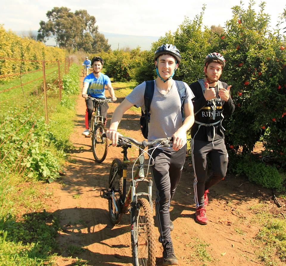 מסע - אופניים