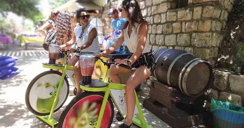 אופני שייקים בגליל העליון - הטריפ הצפוני