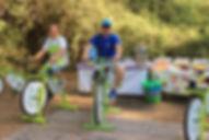 אופני שייק בצפון - טריפ שייק