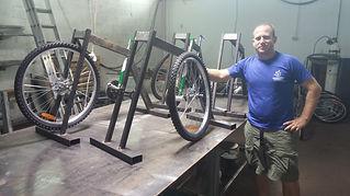 אופני שייקים - הטריפ הצפוני