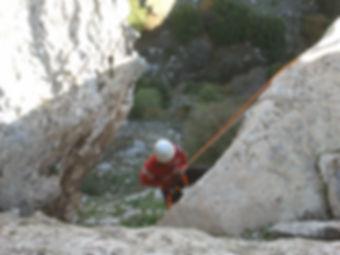 סנפלינג בנקיק השחור | סנפלינג בהר ארבל | סנפלינג במערת קשת