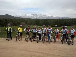 טיולי אופניים בגליל