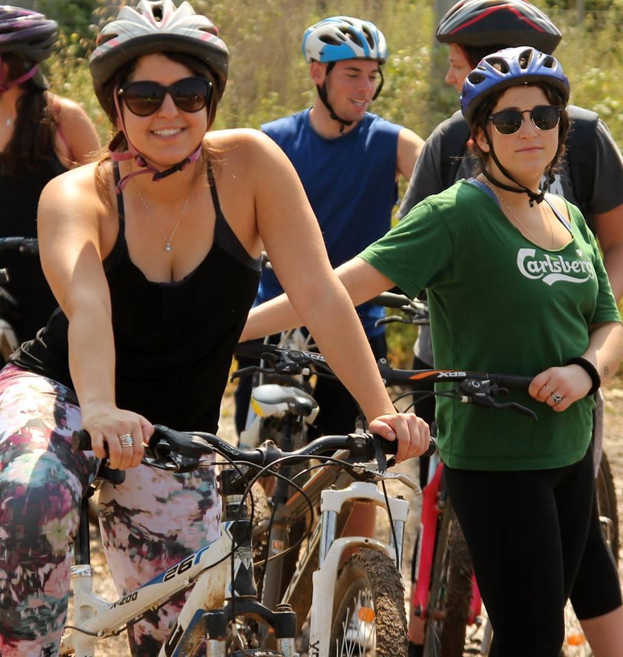 מסע - אופניים 3