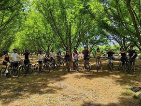 טיול אופניים בגליל העליון