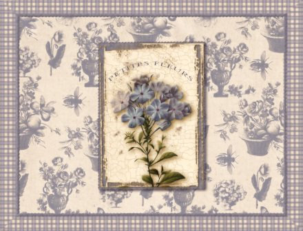 LP63 Petites fleurs