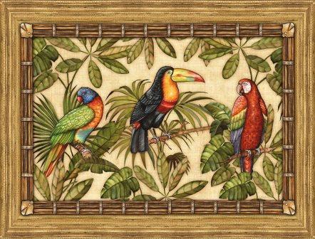 LP262 Trois perroquets