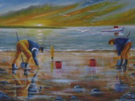 LP193 La pêche aux moules