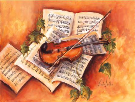 LP50 Le violon
