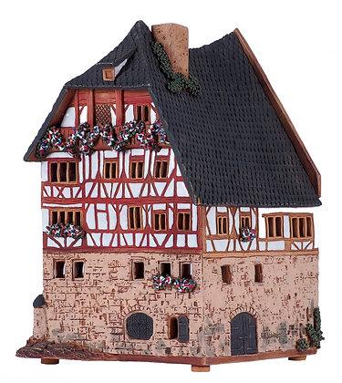 D240 Maison Dürer à Nürnberg, Allemagne