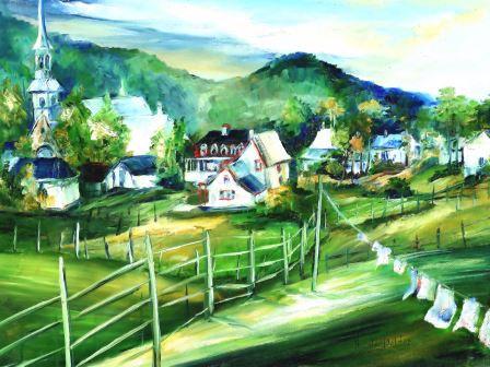 LP57 Le village