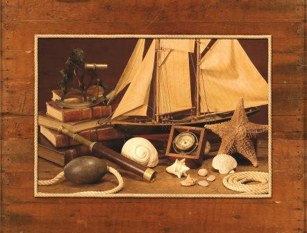 LP265 Trésors de mer
