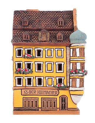 A276 Hutmacher Haus à Regensburg, Allemagne