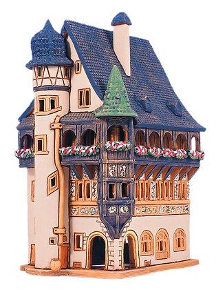D260 Maison Pfister à Colmar, Alsace